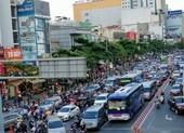 Xử lý gấp ùn tắc giao thông trên đường An Dương Vương