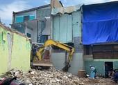 Người dân bị dính metro số 2 mong được xây nhà