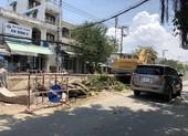 Bắt đầu thi công đường Huỳnh Tấn Phát