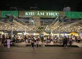 Phố đi bộ đêm Kỳ đài Quang Trung, quận 10 có gì?