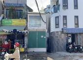 Cận cảnh nhà siêu mỏng trên đường Bùi Đình Túy