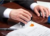 Những điều cần biết khi chứng thực hợp đồng, giao dịch