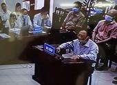 Điều đặc biệt trong phiên xử cựu thứ trưởng Nguyễn Văn Hiến
