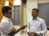 Thứ trưởng Bộ Y tế nói về việc virus Corona lây qua bụi khí