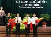 Ông Mai Xuân Liêm làm phó chủ tịch UBND tỉnh Thanh Hóa