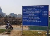 Khởi công dự án hạ tầng 600 tỉ đồng ở Thủ Thiêm