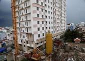 Không tháo dỡ một phần diện tích vi phạm ở Tân Bình Apartment