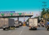 TP.HCM: Tỉ lệ ô tô sử dụng dịch vụ thu phí không dừng thấp