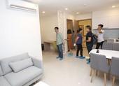 Bất chấp dịch, giá căn hộ TP.HCM và Hà Nội vẫn tăng gần 1%
