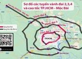 Bộ GTVT đề nghị 5 tỉnh khẩn trương đầu tư dự án vành đai 4 TP.HCM