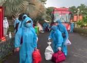 Đắk Nông, Đắk Lắk đón hàng trăm người về quê: 'Được về quê, cô mừng lắm'