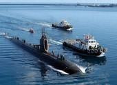 Cán cân sức mạnh của hải quân và tàu ngầm các nước tại khu vực Thái Bình Dương
