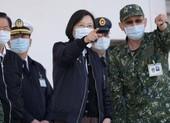 Bà Thái Anh Văn: 'Không bảo vệ được Đài Loan sẽ là thảm họa cho hòa bình châu Á'