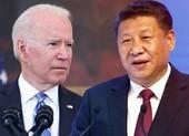 Ông Biden, ông Tập nhất trí tuân thủ thỏa thuận liên quan Đài Loan