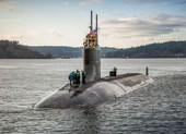 Tàu ngầm hạt nhân Mỹ va chạm vật thể lạ tại Biển Đông, 11 thủy thủ bị thương