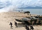 Quân đội Trung Quốc nói đã tiến hành tập trận đổ bộ đối diện Đài Loan