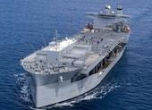 Mỹ điều 'căn cứ nổi' chở trực thăng, thủy phi cơ đến căn cứ tại Okinawa, Nhật