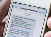 Sử dụng thủ thuật này để ngăn chặn tin nhắn rác trên iPhone