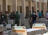 Bệnh viện dã chiến 300 giường phòng dịch Corona hoạt động