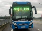 Hoang mang thông tin khách trên xe về Nghệ An nhiễm COVID-19