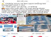 Dịch COVID-19: BS Trương Hữu Khanh cảnh báo thẻ đeo diệt khuẩn