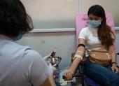 Hàng trăm bạn trẻ hiến máu trong mùa dịch Corona