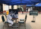 Nhập cảnh về Việt Nam 14 ngày, nam thanh niên nhiễm COVID-19