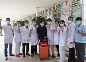 BV Chợ Rẫy điều 13 y bác sĩ tinh nhuệ chi viện Bắc Giang