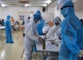 Nữ công nhân làm ở quận 7 nhiễm COVID-19 khi đang thực hiện phong tỏa