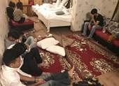 18 nam nữ thuê khách sạn chơi ma túy