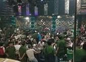 Đột kích Club F3 ở Đà Nẵng, 80 người dương tính với ma tuý