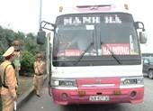 CSGT tung quân xử phạt xe khách trên 4 tuyến đường