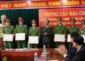 Giám đốc Công an Điện Biên: Khen thưởng là xứng đáng