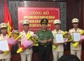 Công an Đà Nẵng điều chuyển nhiều lãnh đạo cấp quận, phòng