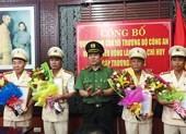 Công an Đà Nẵng luân chuyển hàng loạt lãnh đạo cấp phòng