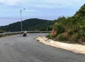 Cận cảnh những đoạn nguy hiểm của đường lên Sơn Trà