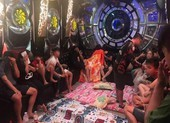 50 nam nữ thanh niên 'bay' ma túy trong quán karaoke