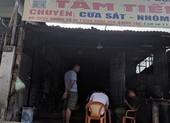 Một công nhân tử vong tại xưởng cơ khí ở Bình Tân