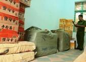 Đà Nẵng: Bắt 10 tấn hàng Trung Quốc nhập lậu trên tàu SE19