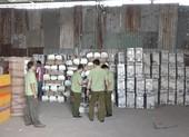 Bắt hàng trăm bộ máy lạnh không rõ nguồn gốc nhập từ Campuchia