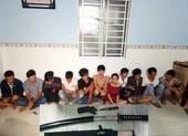 Nhiều nam nữ phê ma túy ở Long Hồ, Vĩnh Long