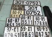 Đồng Nai: Bắt nhóm chuyên thuê ô tô đi trộm xe máy liên tỉnh
