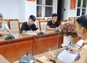 Công an Đà Nẵng tìm ra 2 thanh niên chạy xe bốc đầu