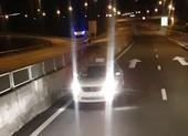 Ô tô chạy ngược chiều trên cao tốc Đà Nẵng – Quảng Ngãi