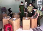 Phát hiện 24.000 khẩu trang y tế không nguồn gốc ở Đà Nẵng