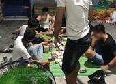 7 thanh niên tụ tập ăn nhậu bất chấp lệnh chống dịch COVID-19
