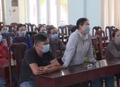 Bất chấp dịch COVID-19, nhóm đối tượng tổ chức đánh bạc