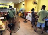 Đà Nẵng: Quản lý thị trường lập biên bản 1 quán bán bún