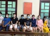 Đà Nẵng: 9 người tụ tập ăn nhậu bị công an xử lý