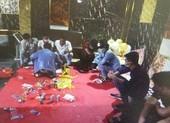 14 người dương tính với ma túy tại tầng hầm quán karaoke
